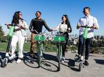 Lime launches dockless scooters, bikes in Nashville
