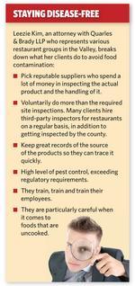 Restaurants face tough decisions when food-borne illness breaks out
