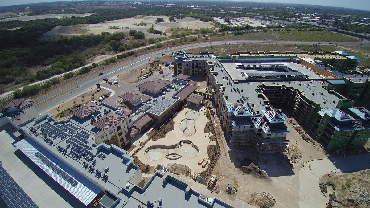 San Antonio Apartments Become Growth Market For Solar