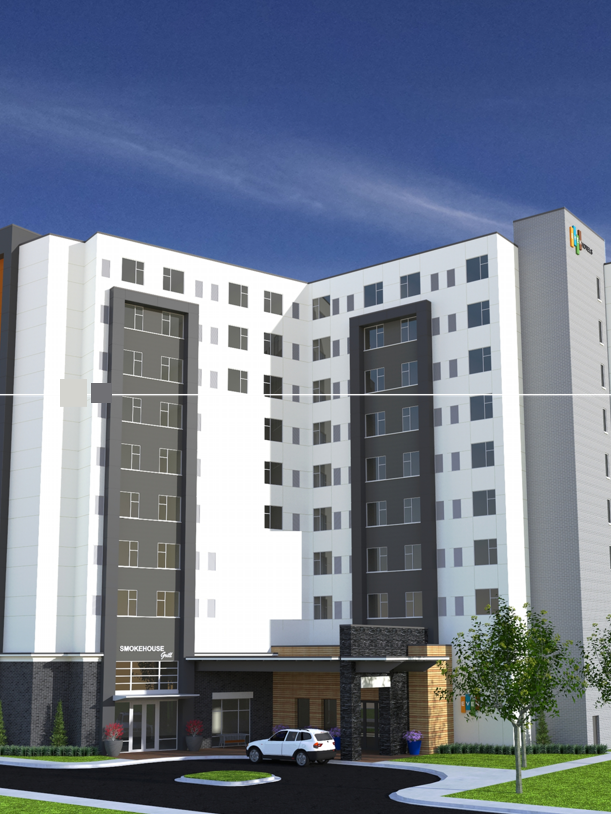A 28 Million Construction Loan Has Been Arranged For Joint Venture That S Building 176
