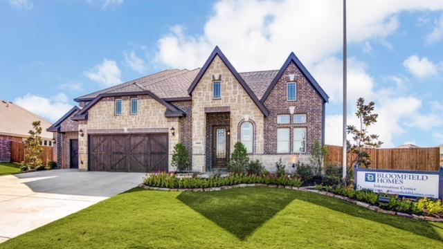Dallas-Fort Worth new home starts, sales soar despite higher land, labor costs - Dallas Business ...