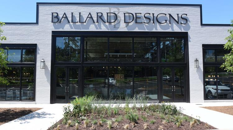 Atlanta Based Ballard Designs Is Opening A Sleek New Flagship In Converted Warehouse