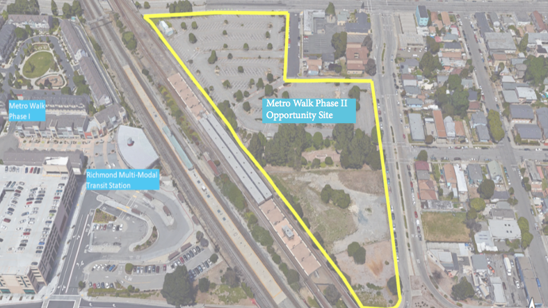 Developers oWow and SAA/EVI housing vie for project near Richmond