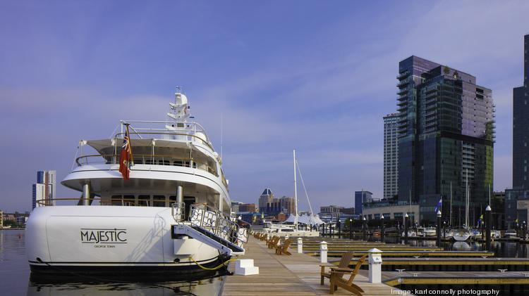 Harbor East Marina completes its $9 million renovation in