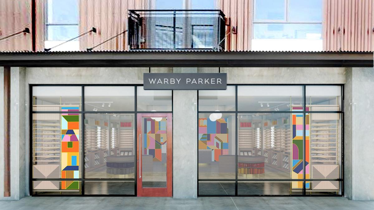 Warby Parker Sets Opening Date For Ice Blocks Store