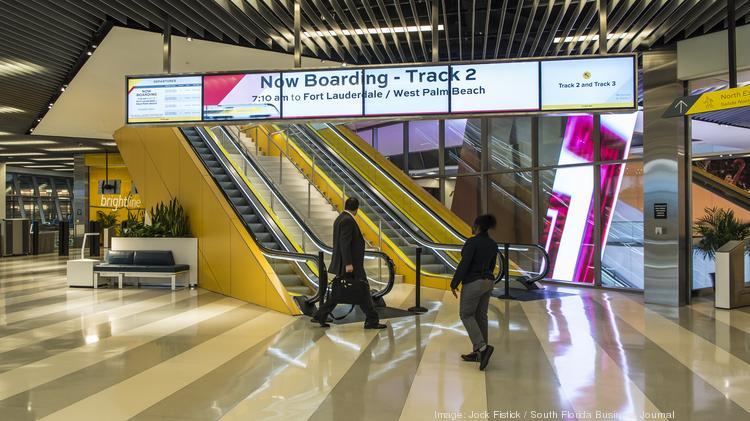 Brightline Virgin Trains USA cancels IPO - South Florida