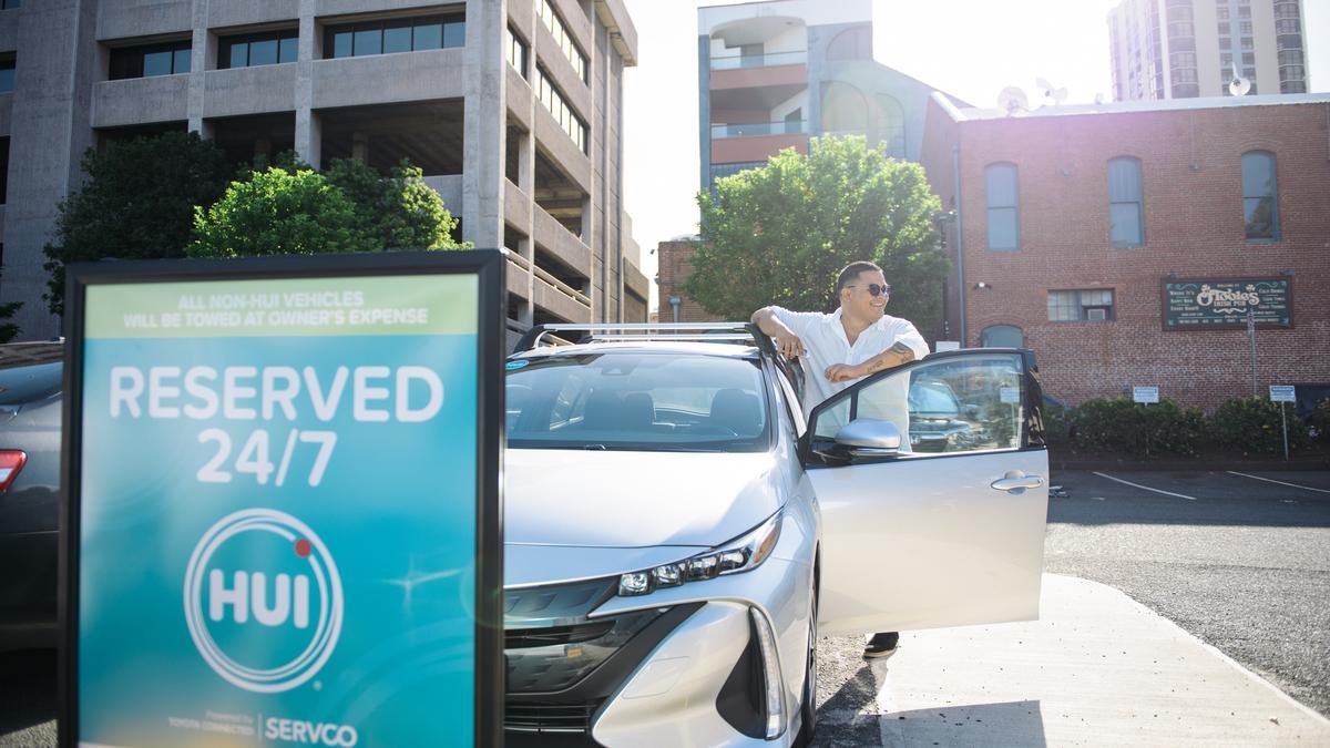 Servco Toyota Honolulu >> Servco launches Hui car-share program in Honolulu ...