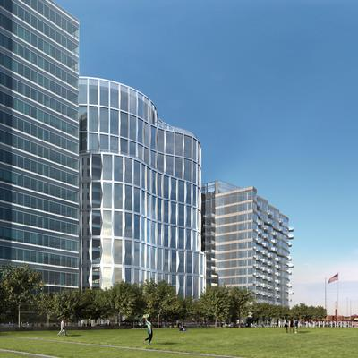 Massmutual Boston Seaport Office Moving Forward After