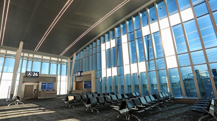 Charlotte Nc Airport >> Photos Charlotte Douglas International Airport Shows Off Tech