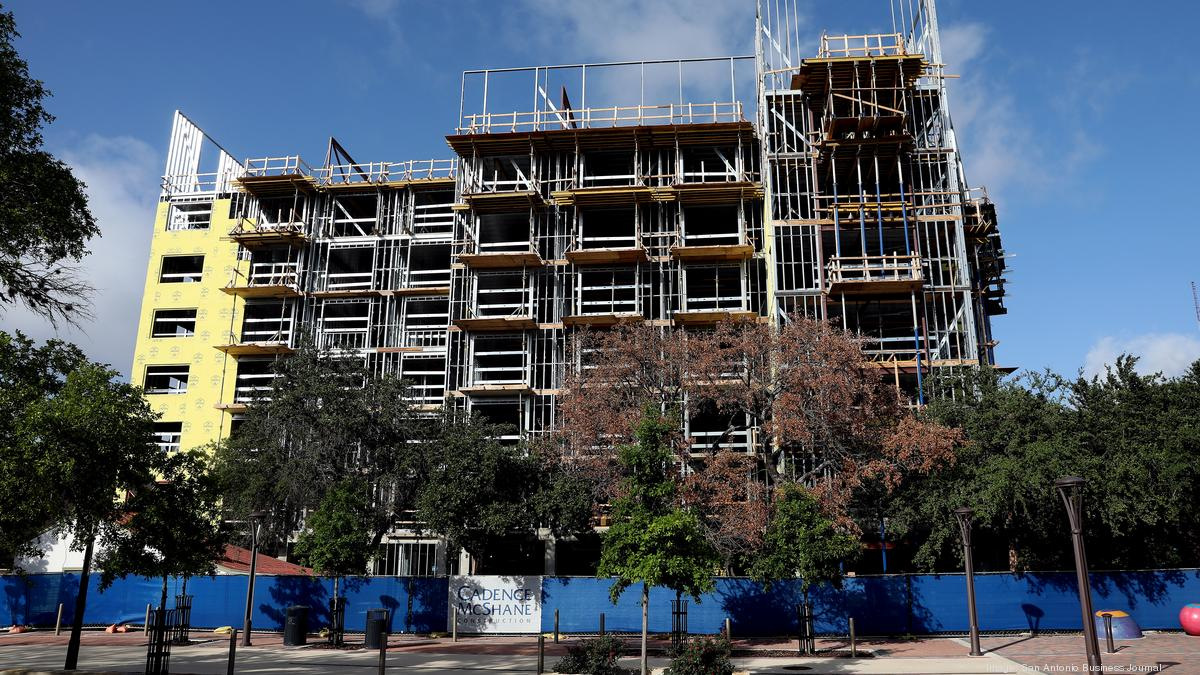 Area Real Estate S Hemisfair Apartment Project Formerly