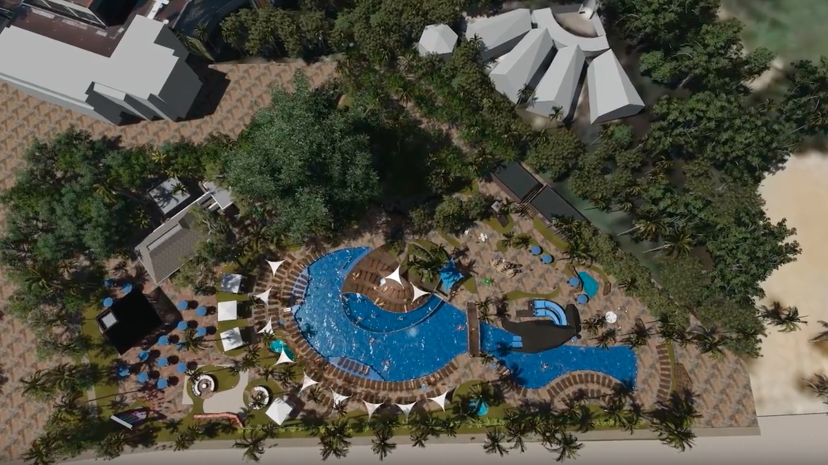 Hale Koa Hotel Begins Pool Renovation As Part Of 100m Upgrade Pacific Business News