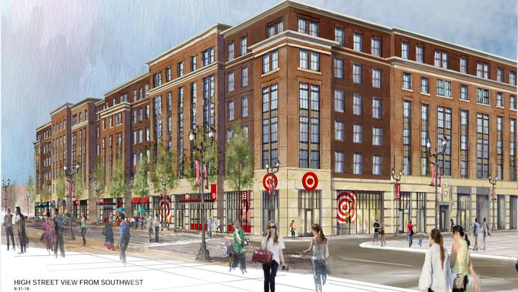 Target store by Ohio State University opening July 18