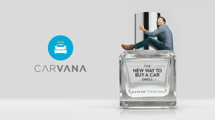 Carvana Co Unveils A New Perfume Called The New Way To Buy A Car