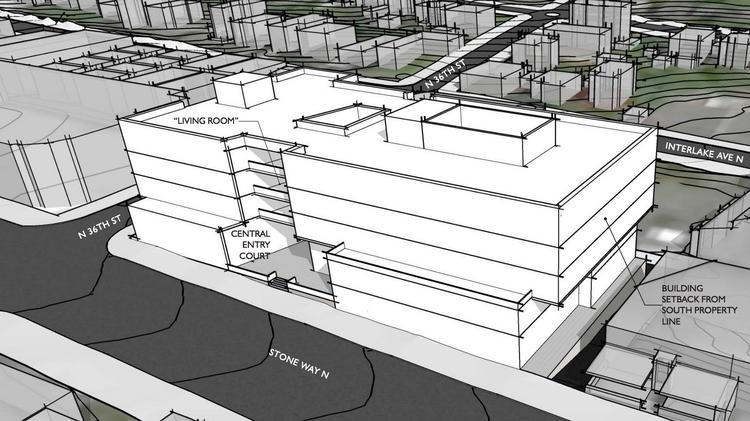 The Schwartz Co  of Seattle plans ultra-green office