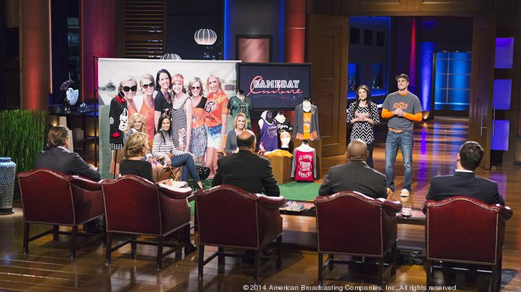Gameday Couture to reach $12M in sales this year by catering