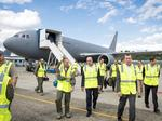 Boeing's KC-46 hits another key milestone, Air Force says