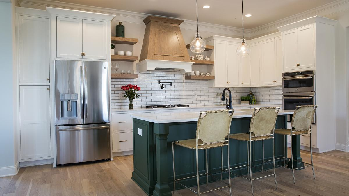 Homearama 2018 Take A Look Inside These Kitchens And