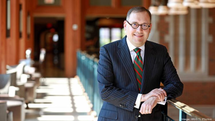 c7afc3640276b9 Andrew D. Martin named next chancellor of Washington University in ...