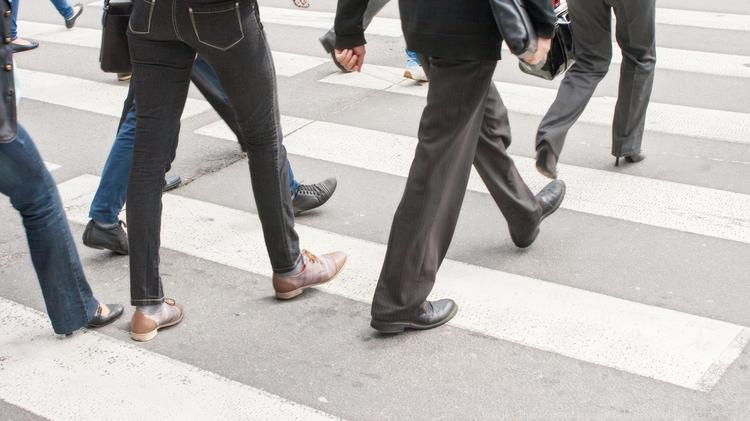 USF research arm determines what makes pedestrians more