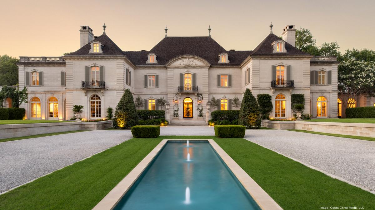 38 5m Wanted For Texas Mansion That Set Us Auction Price