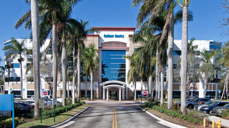 TA Realty Associates sells Southpointe office in Plantation