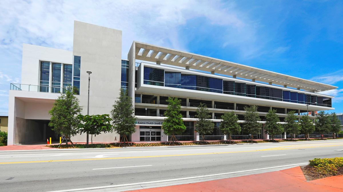 Baptist Health South Florida Completes Major Facility In