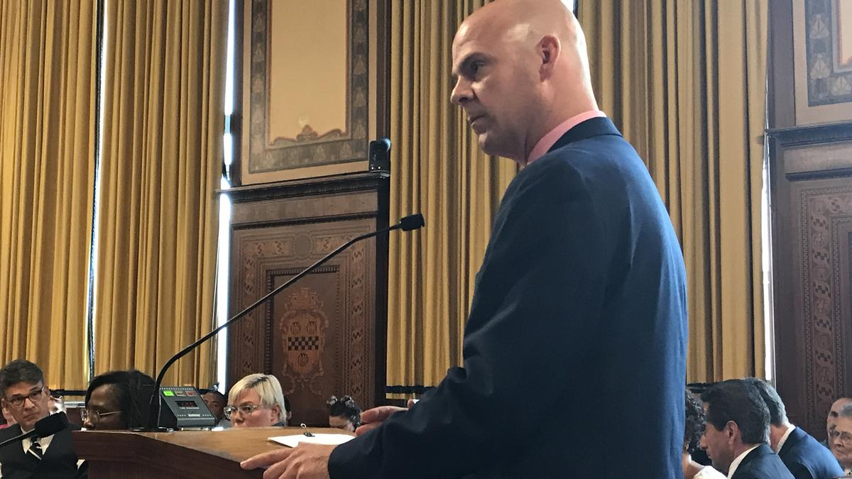 Pittsburgh City Council gets earful at UPMC Mercy public hearing