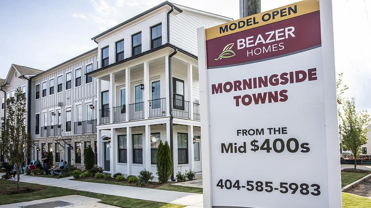 Charmant Beazer Acquired Assets That Include More Than 1,000 Lots Located In Nine  Active Communities, And