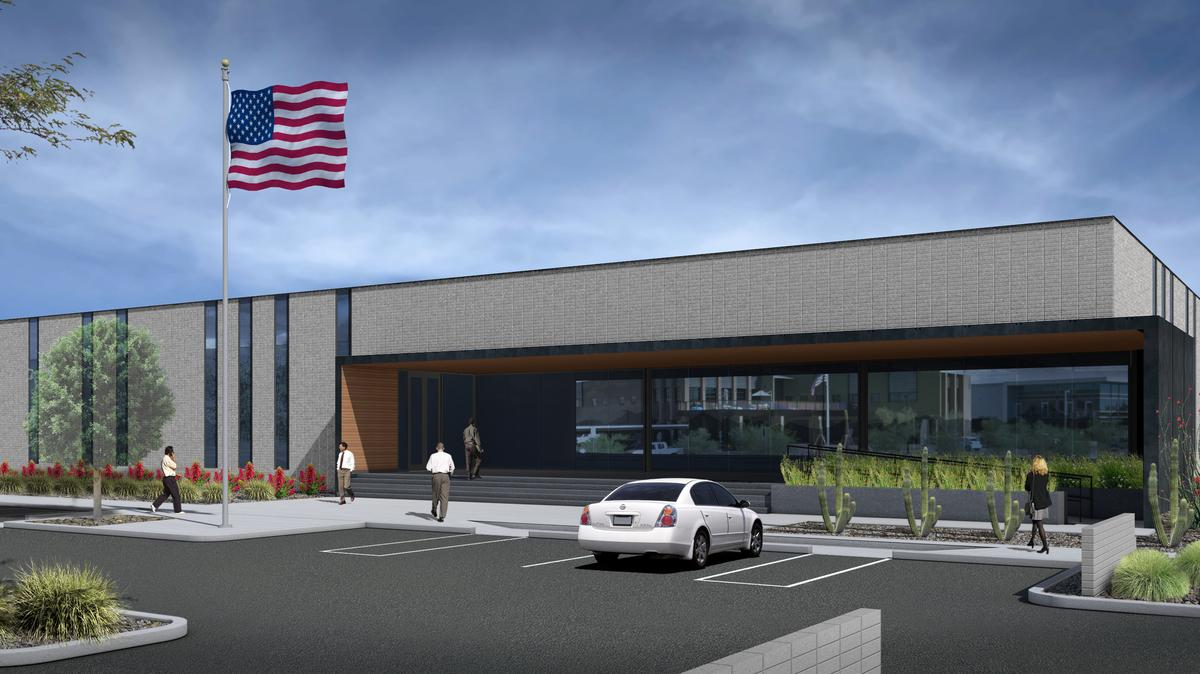 Lge Design Build To Expand Hq Campus In Phoenix Hire