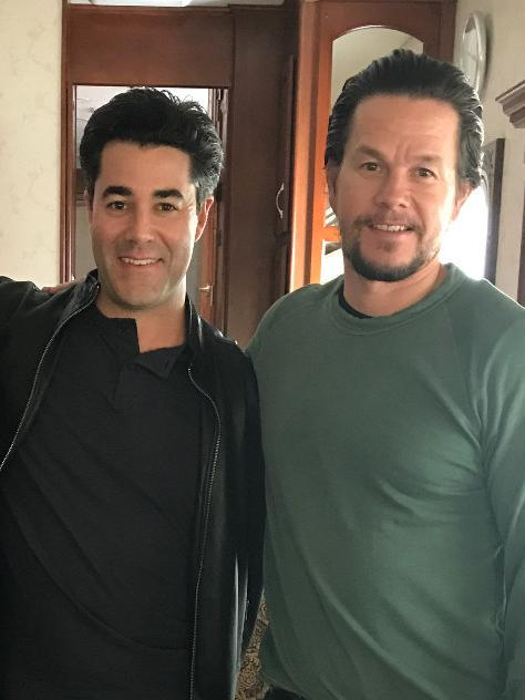 Jay Feldman And Mark Wahlberg, Partners In Mark Wahlberg Chevrolet In  Columbus, Ohio
