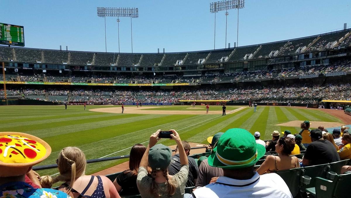 RingCentral in talks for Oakland Coliseum naming rights - San