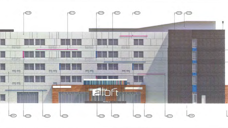 Aloft Hotel Planned Near Sugarloaf Mills Atlanta Business Chronicle