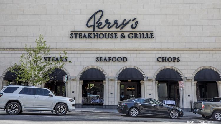 Austin S Domain Northside Lands Upscale Steakhouse Perry S