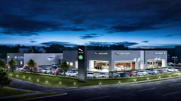 jaguar-land rover dealership to open in west houston in 2019