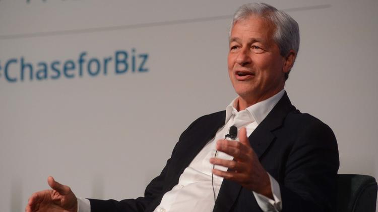 JPMorgan CEO Dimon says no plans to raise minimum wage - New