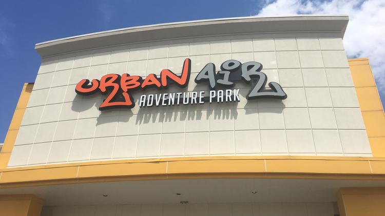 Urban Air Adventure Park To Replace Former H H Gregg In North
