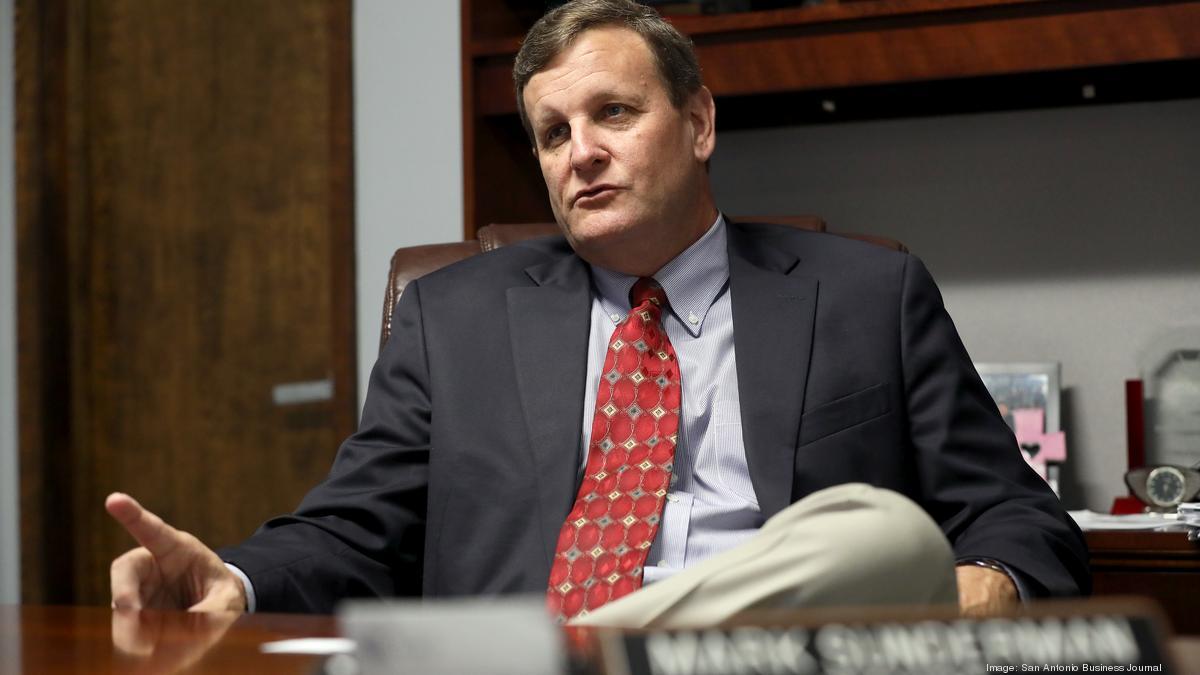 Schertz Bank Ceo Mark Sunderman Bullish On Commercial Loan
