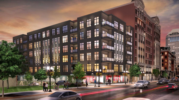 columbus apartments for rent include many high end units in new