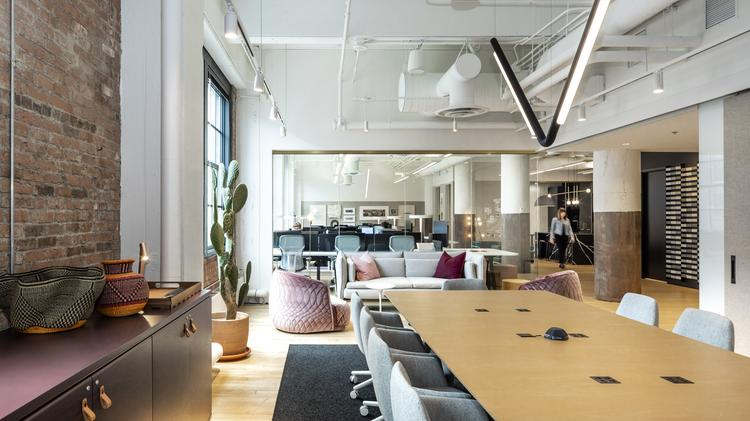 Cool Offices: Design Firm Studio BV Incorporates Form With Function In  Stylish New Office Space