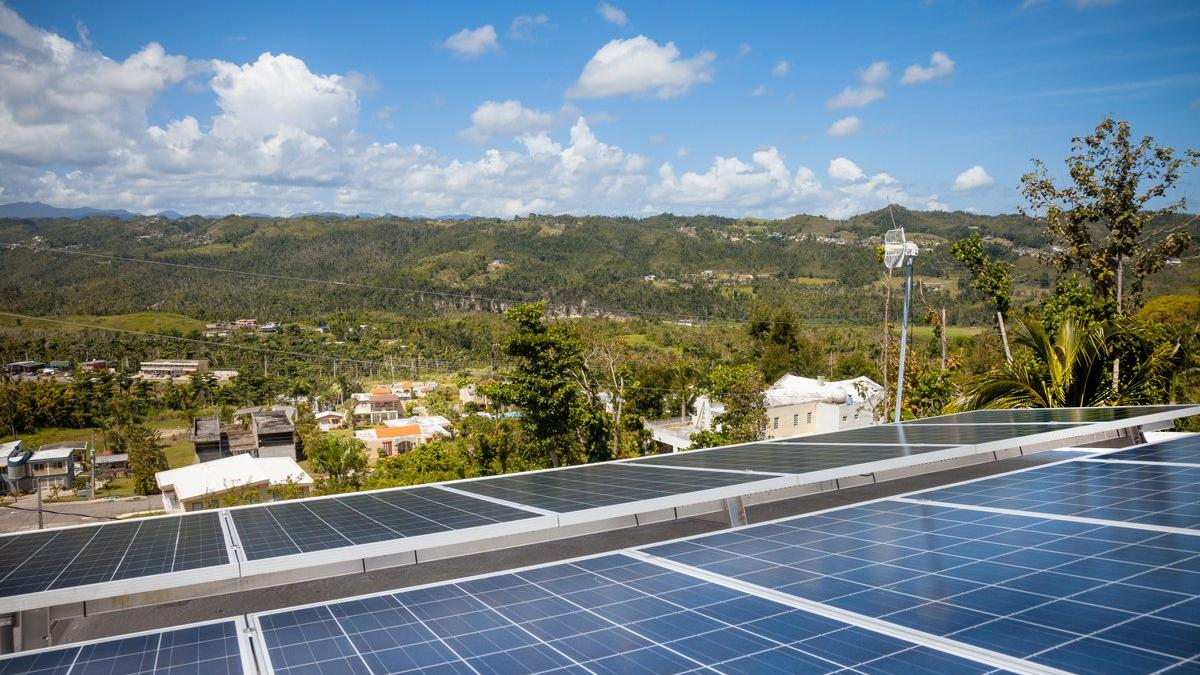 Recent Hurricanes Boost Adoption Of Solar Microgrids By