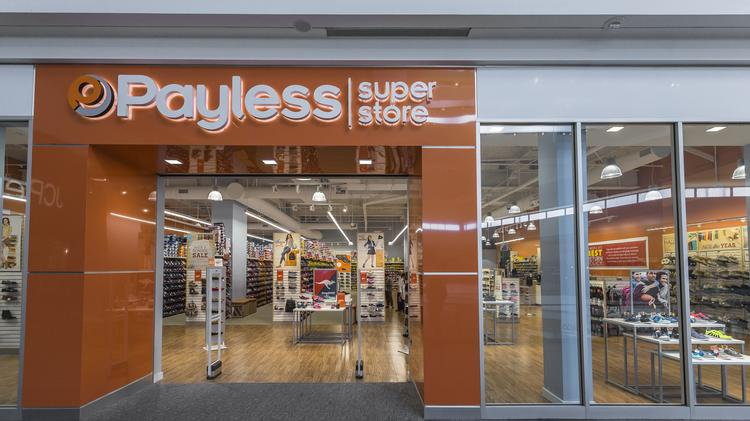 27416adb2 Payless ShoeSource Inc. is declaring bankruptcy for the second time in two  years and could