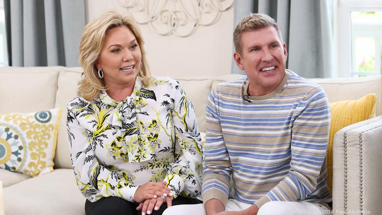 Todd and Julie Chrisley, of