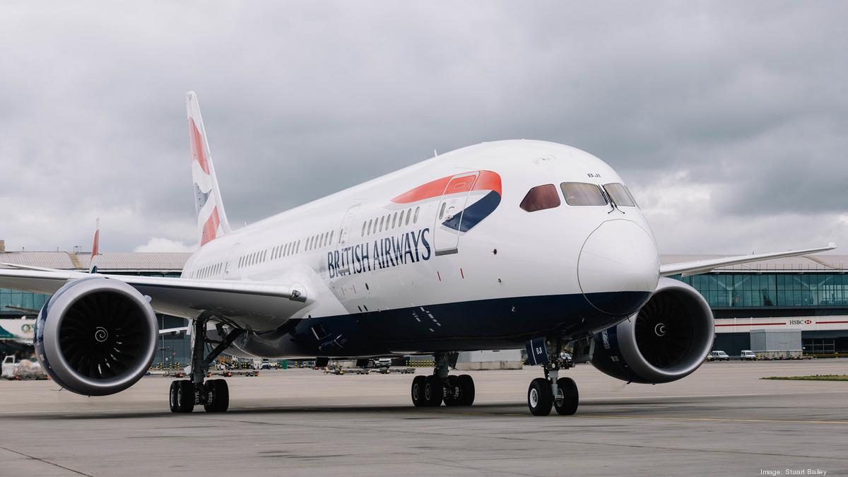 British Airways is extending its suspension of flights from Pittsburgh to London until October - Pittsburgh Business Times