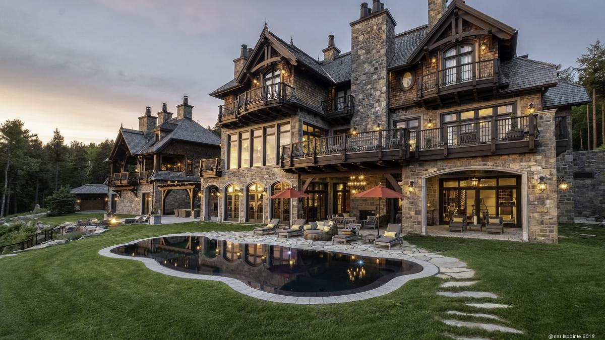 PHOTOS: Lemieuxu0027s $21M Mansion For Sale In Quebec