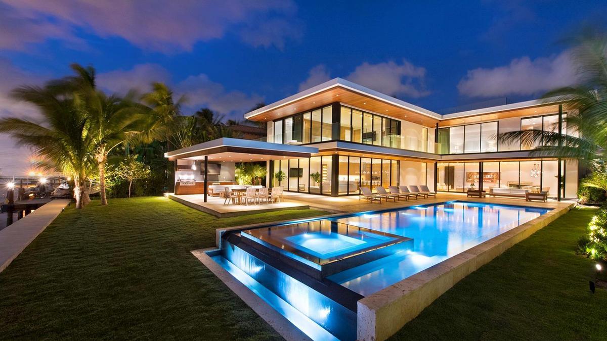 Edmund Irvine S Miami Beach Mansion