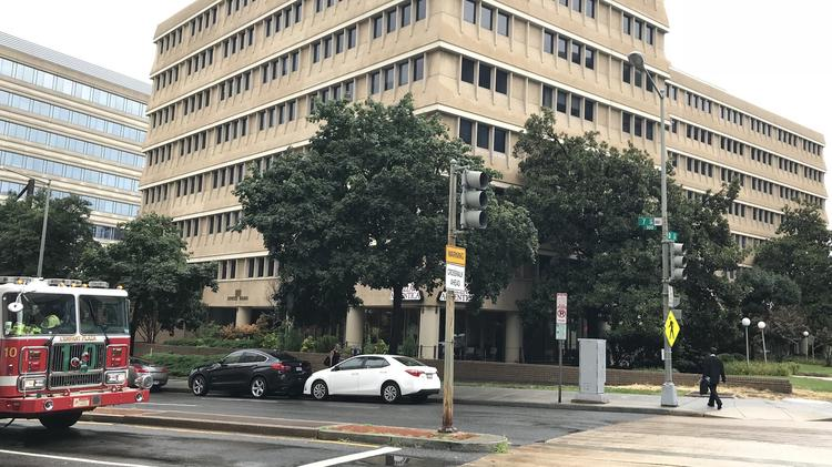 Former USDA Building Near LEnfant Plaza Threatened With Foreclosure