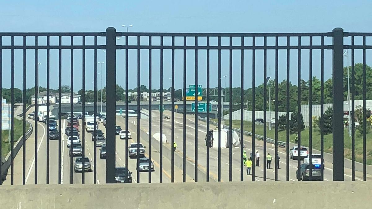 Accident closes westbound I-64 at I-170 - St  Louis Business Journal