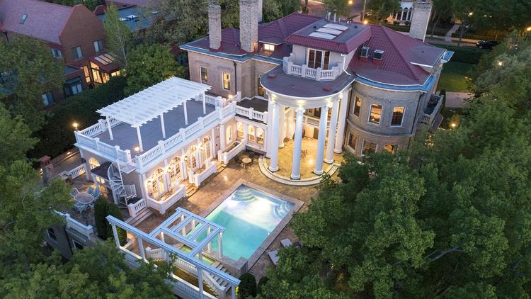 dream homes historic minneapolis mansion on the market for almost