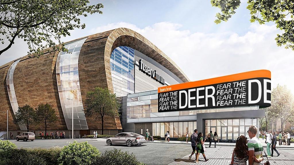 How The Bucksfiserv Deal Compares Milwaukee Milwaukee Business