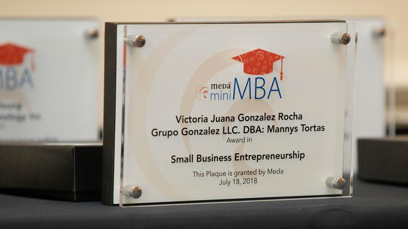 First group of minority entrepreneurs graduate from MEDA's